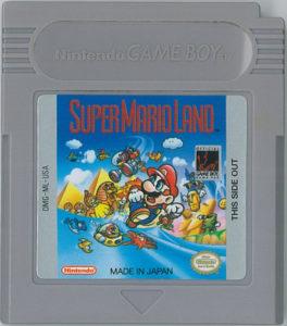 Super Mario Land Cartridge
