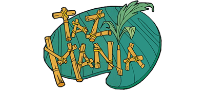 Taz-Mania Logo