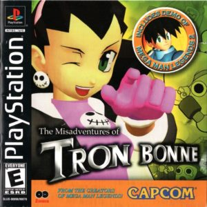 The Misadventures of Tron Bonne Box