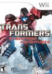 Transformers Cybertron Adventures Box