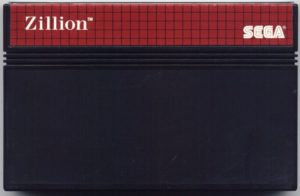 Zillion Cartridge
