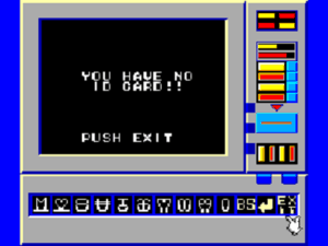 Zillion Computer Interface