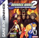 Advance Wars 2 - Black Hole Rising Box