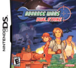 Advance Wars - Dual Strike Box