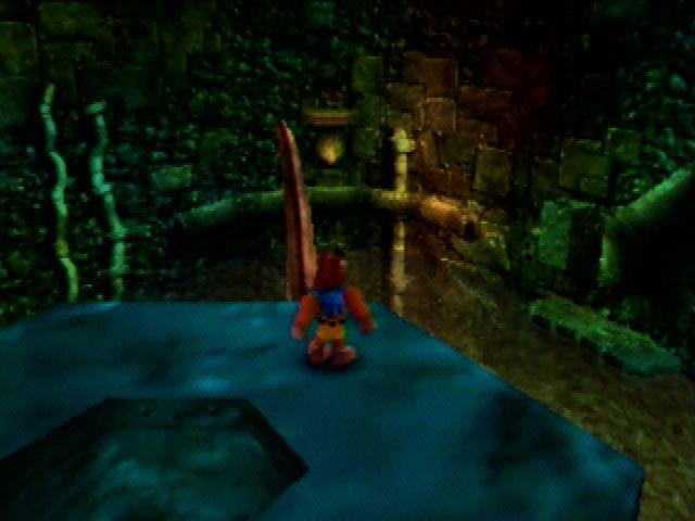 Banjo-Kazooie Clanker's Cavern
