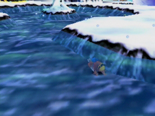 Banjo-Kazooie Freezing Cold Water