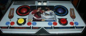 Blades of Steel Arcade Control Panel