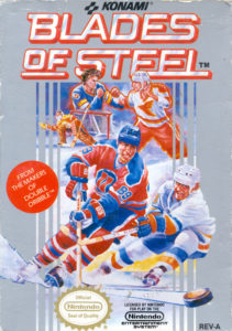 Blades of Steel Box