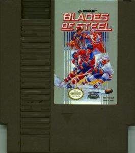 Blades of Steel Cartridge