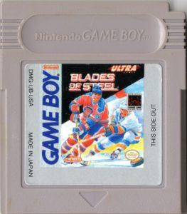 Blades of Steel Game Boy Cartridge