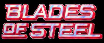 Blades of Steel Logo