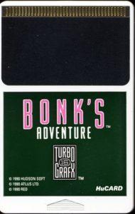 Bonk's Adventure HuCard