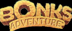 Bonk's Adventure Logo