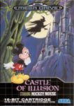 Castle of Illusion Mega Drive Box
