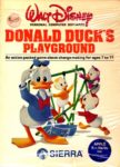 Donald Duck's Playground Box