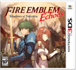 Fire Emblem Echoes Shadows of Valentia Box