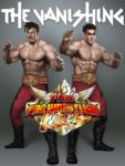 Fire Pro Wrestling World (The Vanishing DLC) Box
