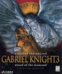 Gabriel Knight 3 - Blood of the Sacred, Blood of the Damned Box