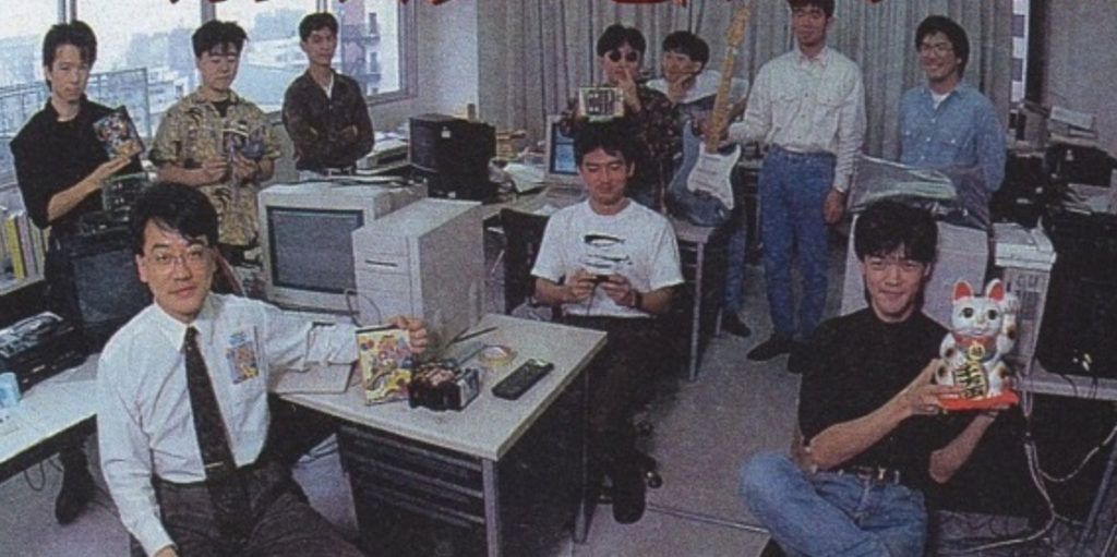 Gunstar Heroes Development Team