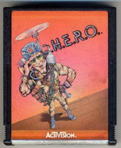 H.E.R.O. Cartridge