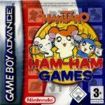 Hamtaro - Ham-Ham Games Box