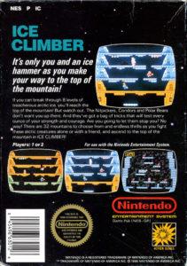 Ice Climber Box Back