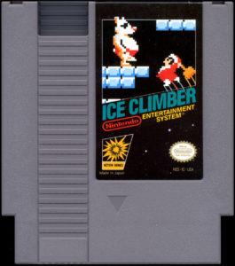 Ice Climber Cartridge