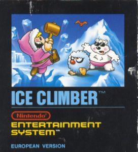 Ice Climber European Box
