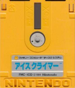 Ice Climber Famicom Disk