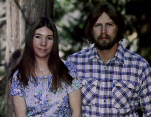 Ken and Roberta Williams - 1981