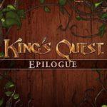 King's Quest - Epilogue Box