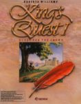 King's Quest - Quest for the Crown (SCI remake) Box