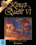 King's Quest VI - Heir Today, Gone Tomorrow Box