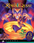 King's Quest VII - The Princeless Bride Box