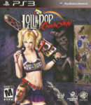Lollipop Chainsaw Box