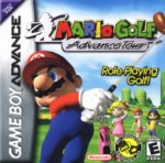 Mario Golf - Advance Tour Box