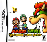 Mario & Luigi - Bowser's Inside Story Box