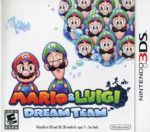 Mario & Luigi - Dream Team Box