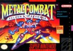 Metal Combat - Falcon's Revenge Box