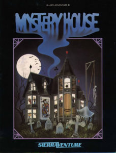 Mystery House Box