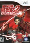 No More Heroes 2 - Desperate Struggle Box