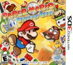 Paper Mario - Sticker Star Box