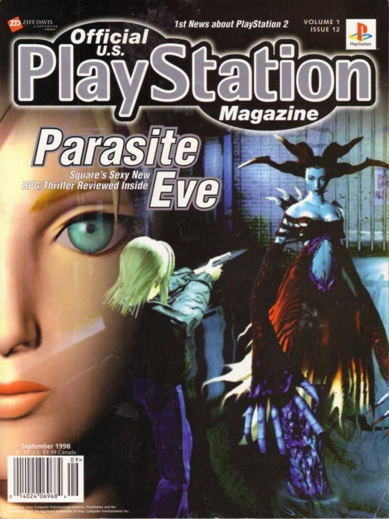 PlayStation Magazine Volume 1 Issue 12
