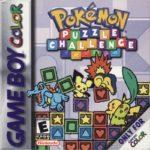 Pokémon Puzzle Challenge Box