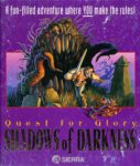Quest for Glory - Shadows of Darkness Box