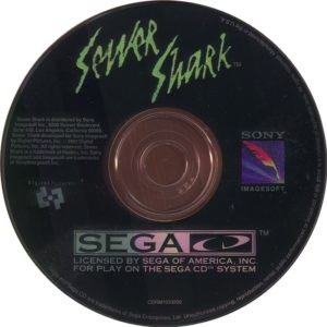 Sewer Shark Disc