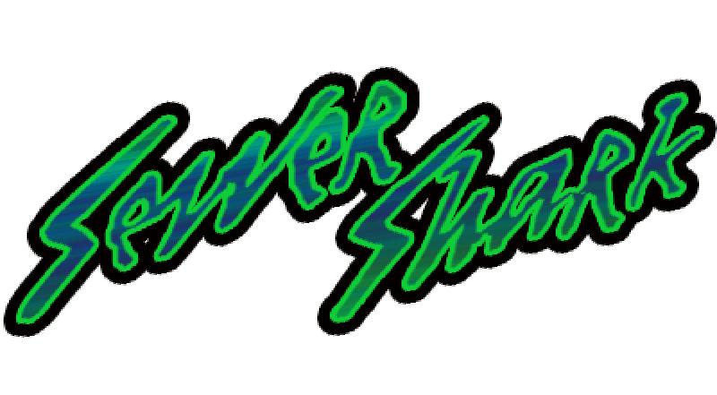 Sewer Shark Logo