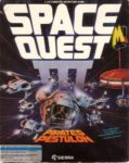 Space Quest III - The Pirates of Pestulon Box