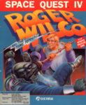 Space Quest IV - Roger Wilco and the Time Rippers Box