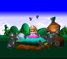 Super Mario RPG Intro
